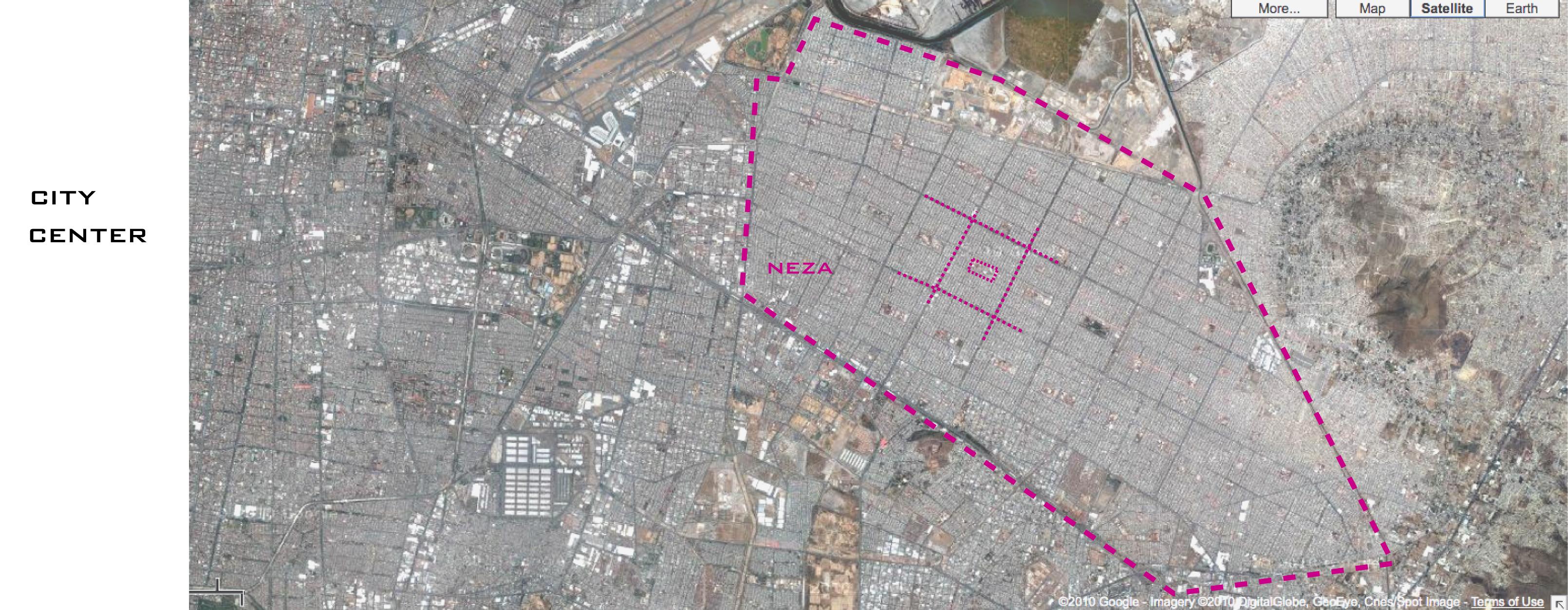 Nezahualcoyotl Mexico Map.Lima San Juan De Lubrigancho Villa El Salvador