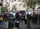 Encampment at Occupy Oakland, Oakland, California.
