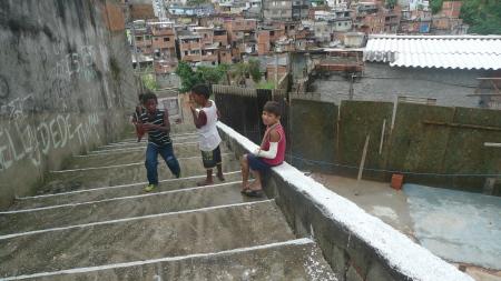 Captured by the Coletivo de Arte do Bamburral