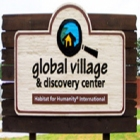sign-global village theme park