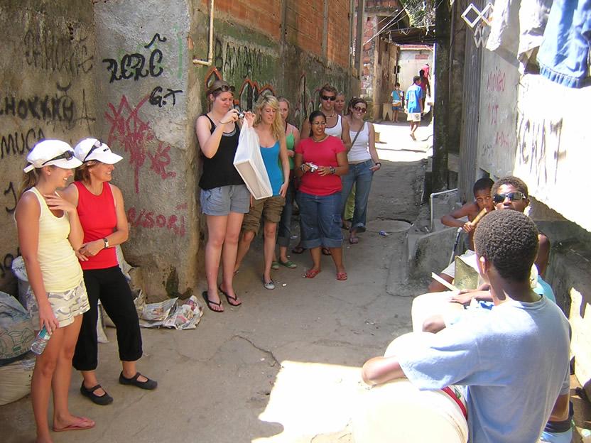 Remaking Rio: favela tourism and the tourist narrative ...