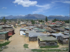View of Cape Flats