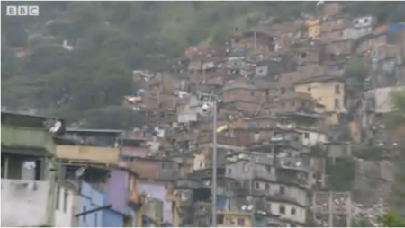 "BBC: Rocinha is now the ""best watched place in the world."""