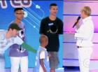 Rising stars of Passinho perform o the Xuxa show. Click through for video.