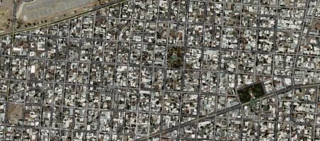 Ciudad Juarez, urban grain