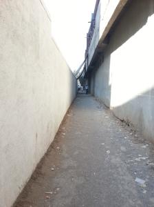 Access Road to the Elphinstone Road railway station, Mumbai
