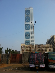 Sunshine Towers, Elphinstone road, Mumbai