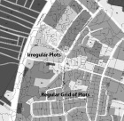 Irregular and Regular plots - From the Existing Landuse Plan of Borivali West