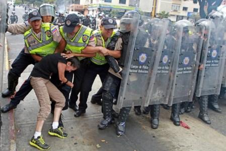 VENEZUELA-POLITICS-OPPOSITION