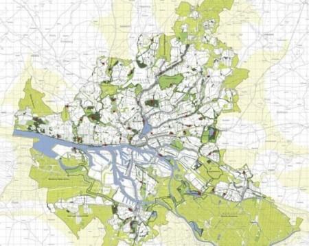 Hamburg Green Network - InHabitat