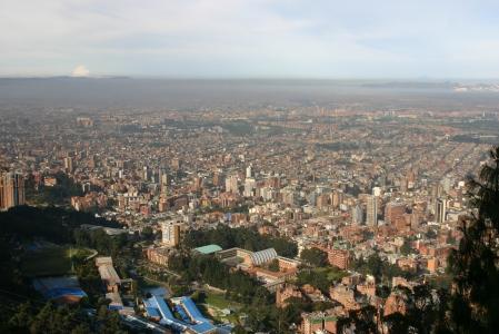 panoramica Bogota