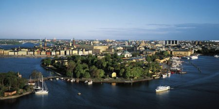 Source: Top 10 Attractions Stockholm