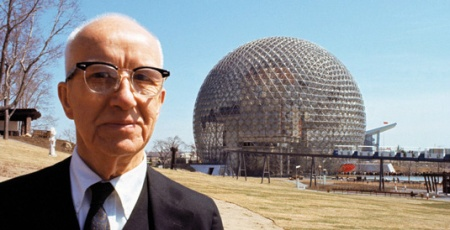 Bucky Fuller had a way of cutting through nonsense. Click through for image souce.