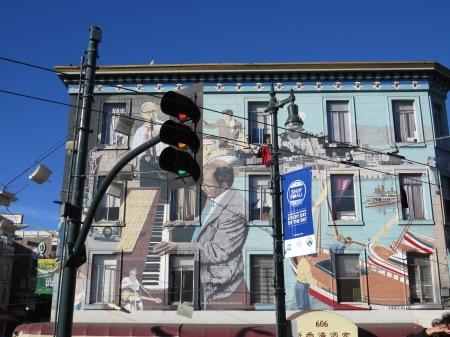 Street Art San Francisco © Juan Manuel Restrepo