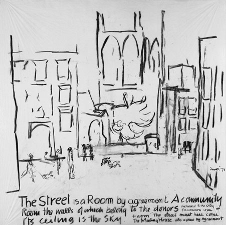 Louis Kahn The Street