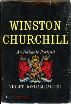 """Winston Churchill: An Intimate Portrait"" is pretty badly written but interesting and important, I suppose. Click through for the Amazon entry."