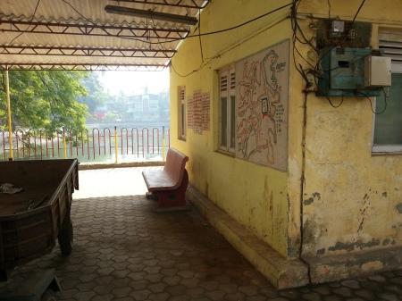 Gram Panchayat building, Nandakhal, Virar