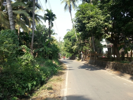 Cycling through Nandakhal and Saphale, Virar