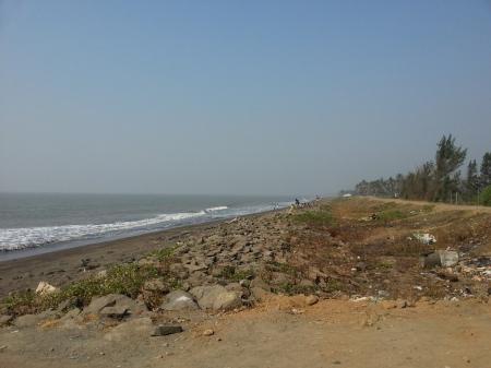Rajodi Beach, Virar