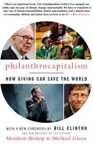 philanthocapitalism