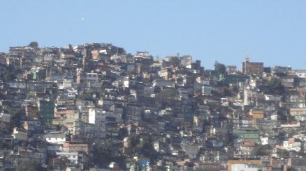 One can go nearly nowhere in Rio without seeing a favela, but to those who don't live there, the realities of being working poor may be hard to imagine.