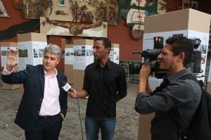 Exposición XXIII Bienal Colombiana de Arquitectura en Brasil