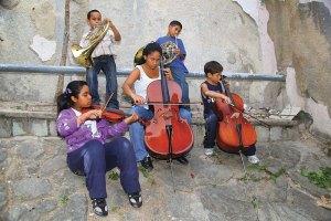 Musica Bancaribe. Sistema de Orquestas