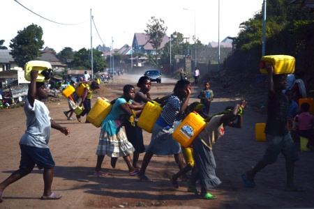 Goma, The Democratic Republic of the Congo