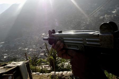 Rio de Janeiro. Favela Rocinha©Foto Christian Tragni