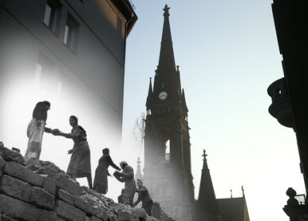 iglesia lutero dresde