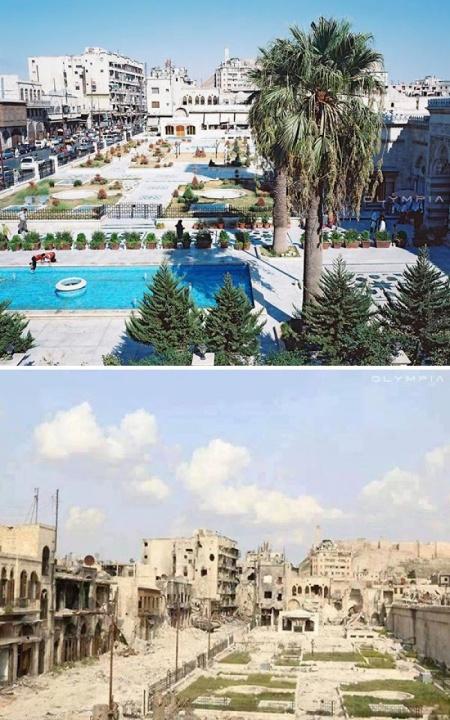 siria antes