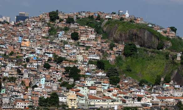 Olympics revisited – Rio's Morro da Providencia | {FAVEL issues}