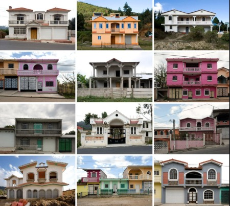 example of houses-remittances