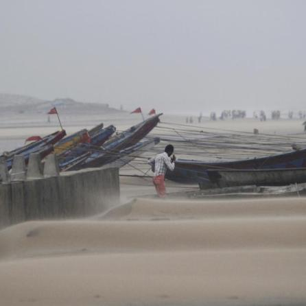 Beach-boats