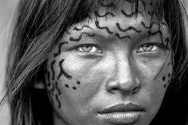 mujer amazonia
